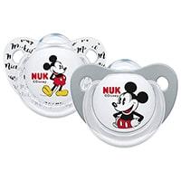 Chupetes NUK Mickey Silicona