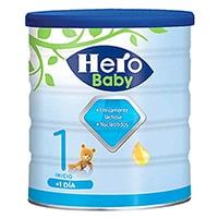 Hero Baby 1 Leche en Polvo de Iniciacion 800 gr