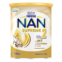 NAN SUPREME 2 - Leche de continuación en polvo Premium