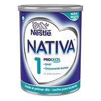 Nestlé NATIVA 1 - Leche para lactantes en polvo